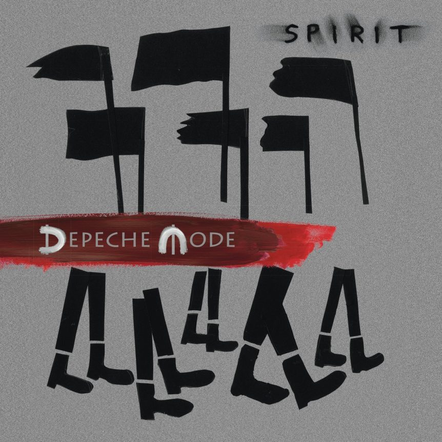 Depeche Mode Spirit cover